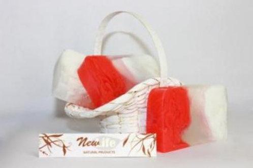 Натуральное парфюмированное мыло по мотивам COCO MADEMOISELLE