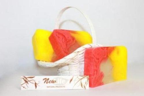 Натуральное парфюмированное мыло по мотивам Escada  Rockin'Rio