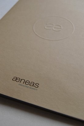 AENEAS   Graphic design by RMDESIGNSTUDIO