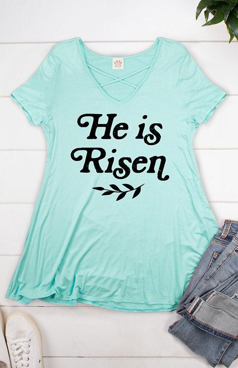 He is Risen - Mint 6127