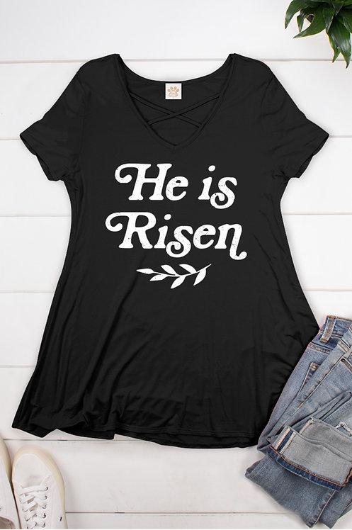 He is Risen- Black 6126