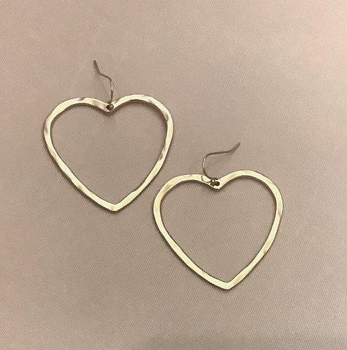 Heart Earrings -2119