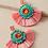 Thumbnail: Tassel Drop Earrings -2118