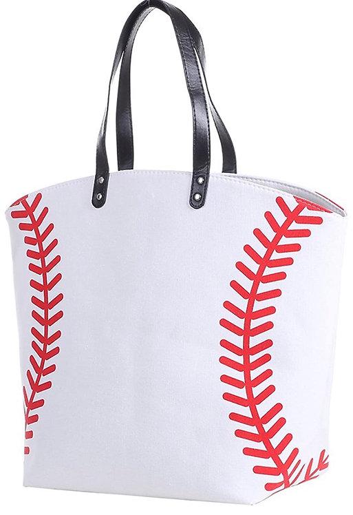 XL Baseball tote -1015