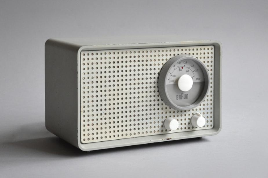 rádio sk2 braun bauhaus dieter rams