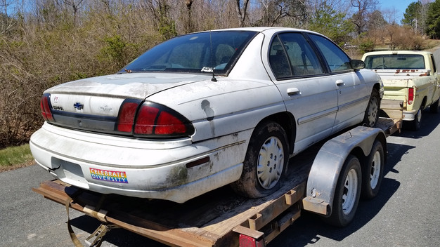1998 chevrolet lumina parts glendale watkins of yanceyville nc 1998 chevrolet lumina rear right view gwatkinsfoblog fandeluxe Image collections