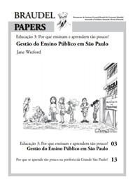 Ed. 33 – Gestão do Ensino Público em São Paulo