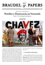 Ed. 41 – Parte 2: Petróleo e Democracia na Venezuela