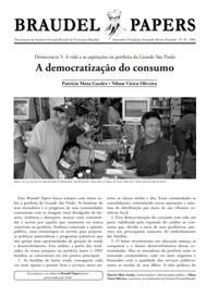 Ed. 39 – A Democratização do Consumo