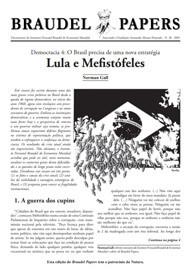 Ed. 38 – Lula e Mefistófeles