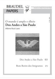 Ed. 28 – Dos Andes a São Paulo