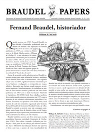 Ed. 23 – Fernand Braudel, Historiador
