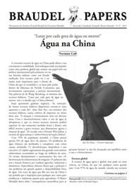 Ed. 47 – Água na China