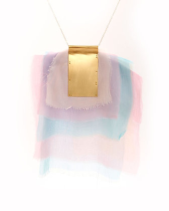 SHADES OF PASTEL NECKLACE