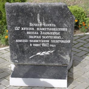 Поселок Закриничье