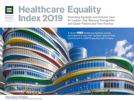 EMB members featured in HRC's Healthcare Equality Index
