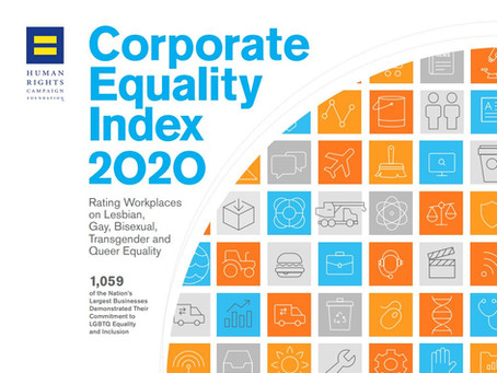 2020 Corporate Equality Index released