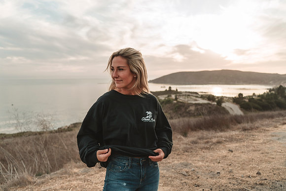 Midnight Black Long Sleeve