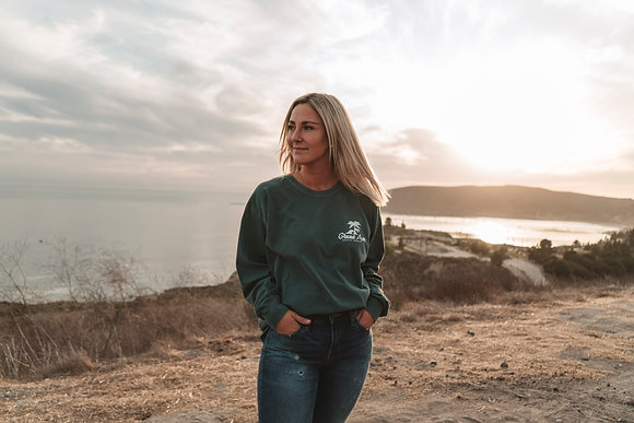 Chill Green Long Sleeve