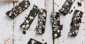Best Ever Healthy Rocky Road | Plant-Based & Sugar-Free
