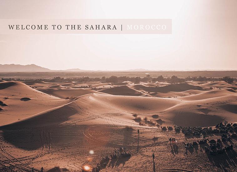 Morocco Collection