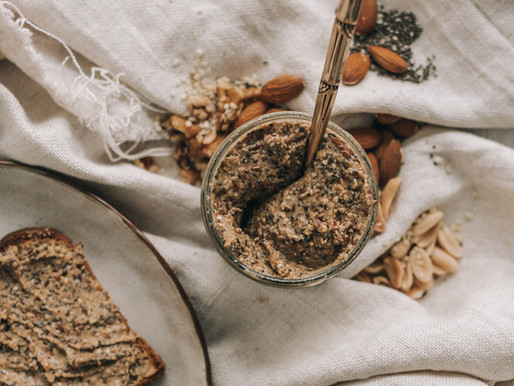 Seedy Nut Butter