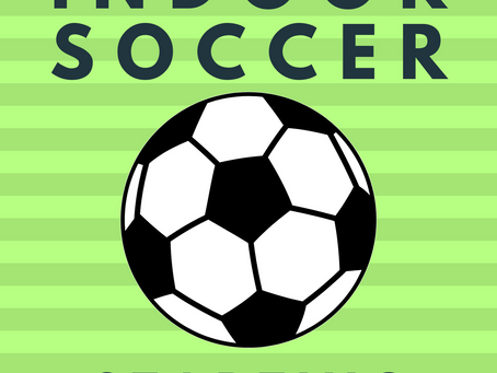 Junior Soccer - Watch This Space