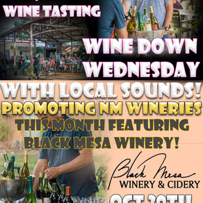 WINE DOWN WITH B2B | October 21st