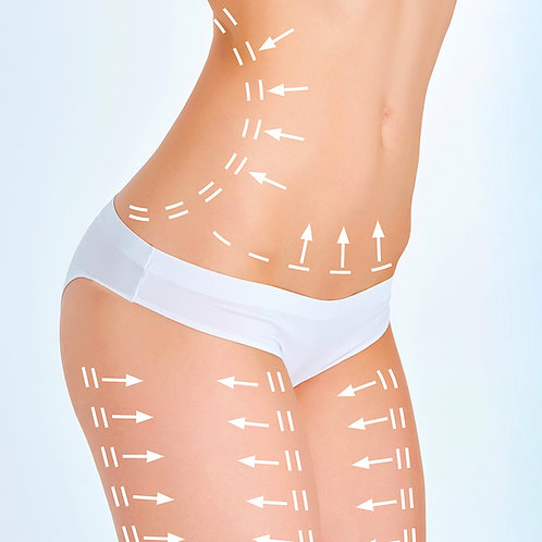 10 séances de Destructa anti-cellulite