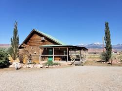 Big Horn Log Cabin