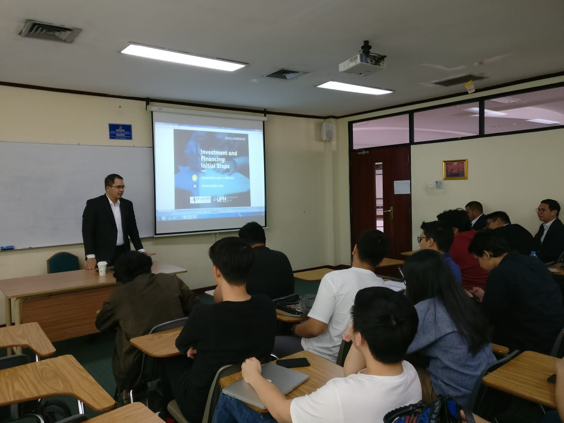UPH - Investment Public Lecture