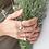 Thumbnail: Anel Terral - Vasinho Bolinha em prata