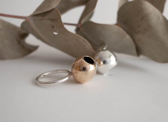 Anel Terral - Vasinho Bolinha em bronze