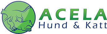 Acela hund & katts logo