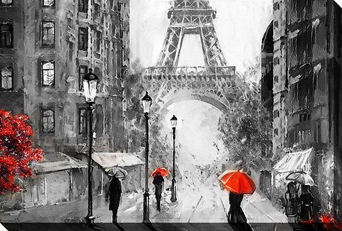 Under a Red Umbrella (PAY NO TAX)