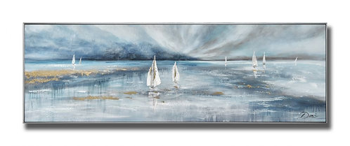 Sails in Blue (PAY NO TAX)
