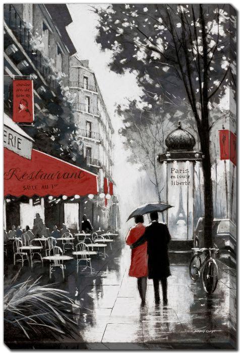 Rainy Paris 2 (PAY NO TAX)
