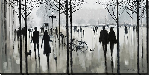 Morning Paris (PAY NO TAX)