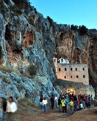 caves near Doroufi, Koilas, Portoheli, Argolis
