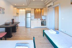 Kitchen Family Apartment