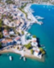 Porto Heli, Restaurants, Tourist shops, Coffee Bars, Clubs & Activities. 15 min by car