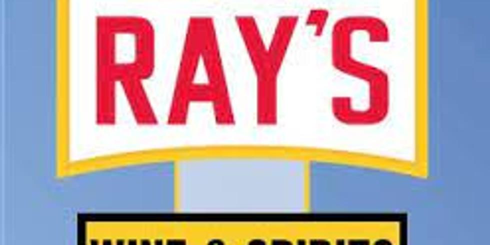 Ray's Wine & Spirits (July 10)