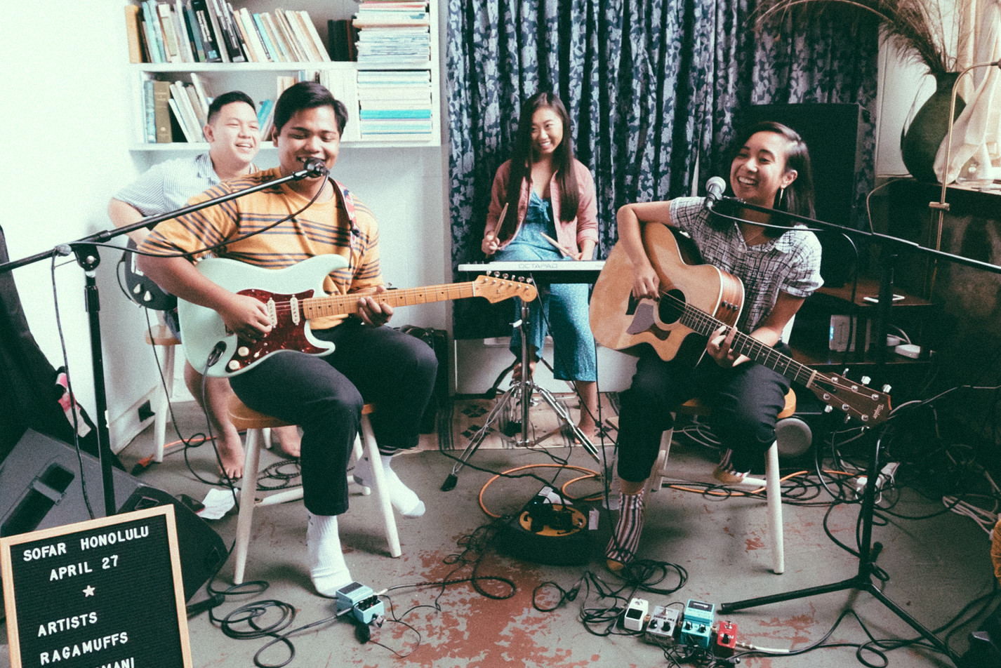 Sofar Sounds Honolulu
