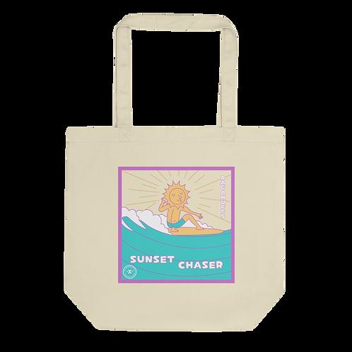 Tanglman X Ragamuffs Sunset Chaser Tote Bag