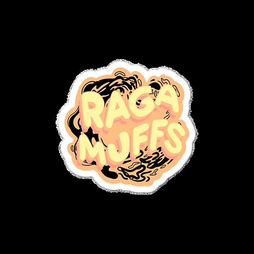 "Tangy Blob Sticker (3"" x 3"")"