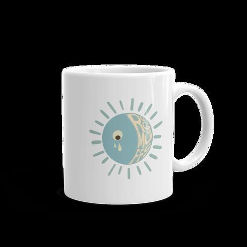 Sun Tear (Blue) 11oz Mug