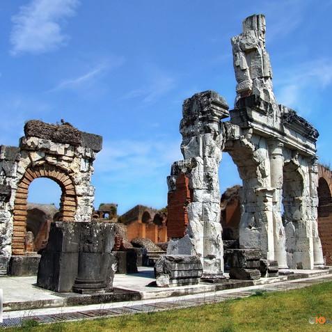 Anfiteatro Romano - SM Capuavetere (CE).