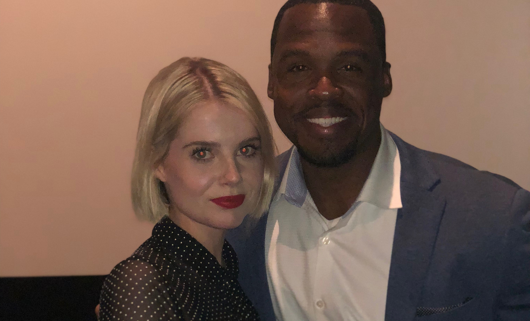 """""""Its so stressful trying to find the exact thing or person you need in the industry, right? What an interesting solution to do away with the many other places which aren't even remotely close to this … I am so impressed""""  - Lucy Boynton, Bohemian Rhapsody star"""
