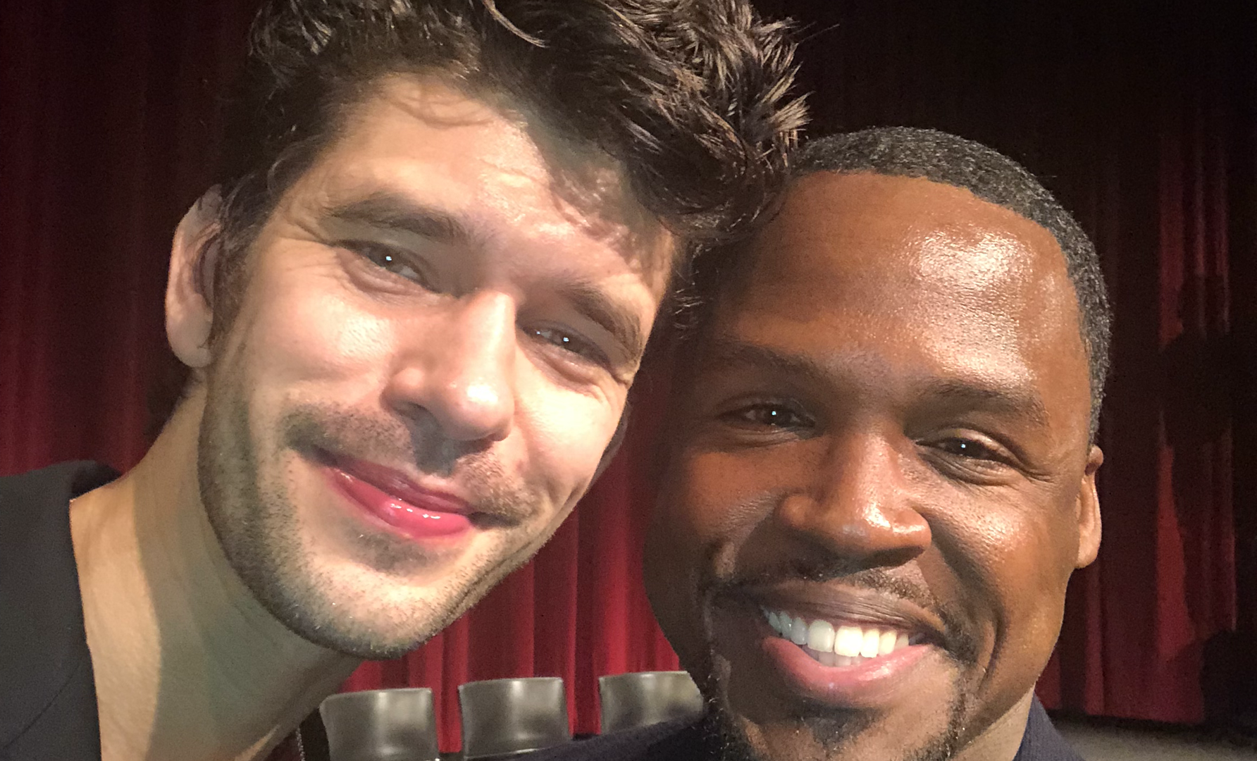 """""""Its not easy making the right connections in this industry and I think this app solves that. This is going to change the lives of so many creatives.""""  - Ben Whishaw, Emmy & Golden Globes Award Winner"""