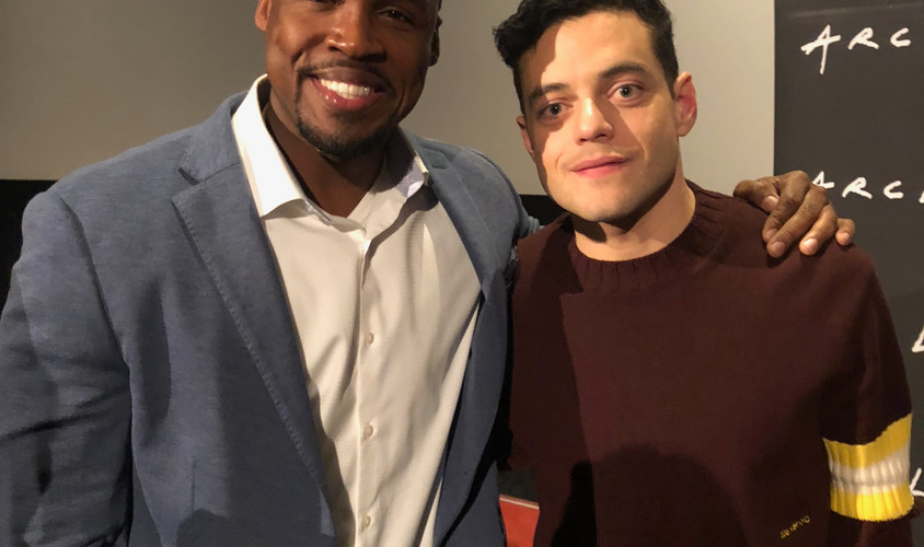 """""""Whoa — This is going to change the game …and allow everyone to access and audition for the roles that is afforded to everyone else.""""  - Rami Malek, Oscar Academy Award Winner"""